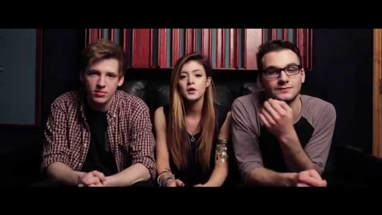 """She Looks So Perfect"" - 5 Seconds of Summer (Against The Current Cover) -  YouTube"