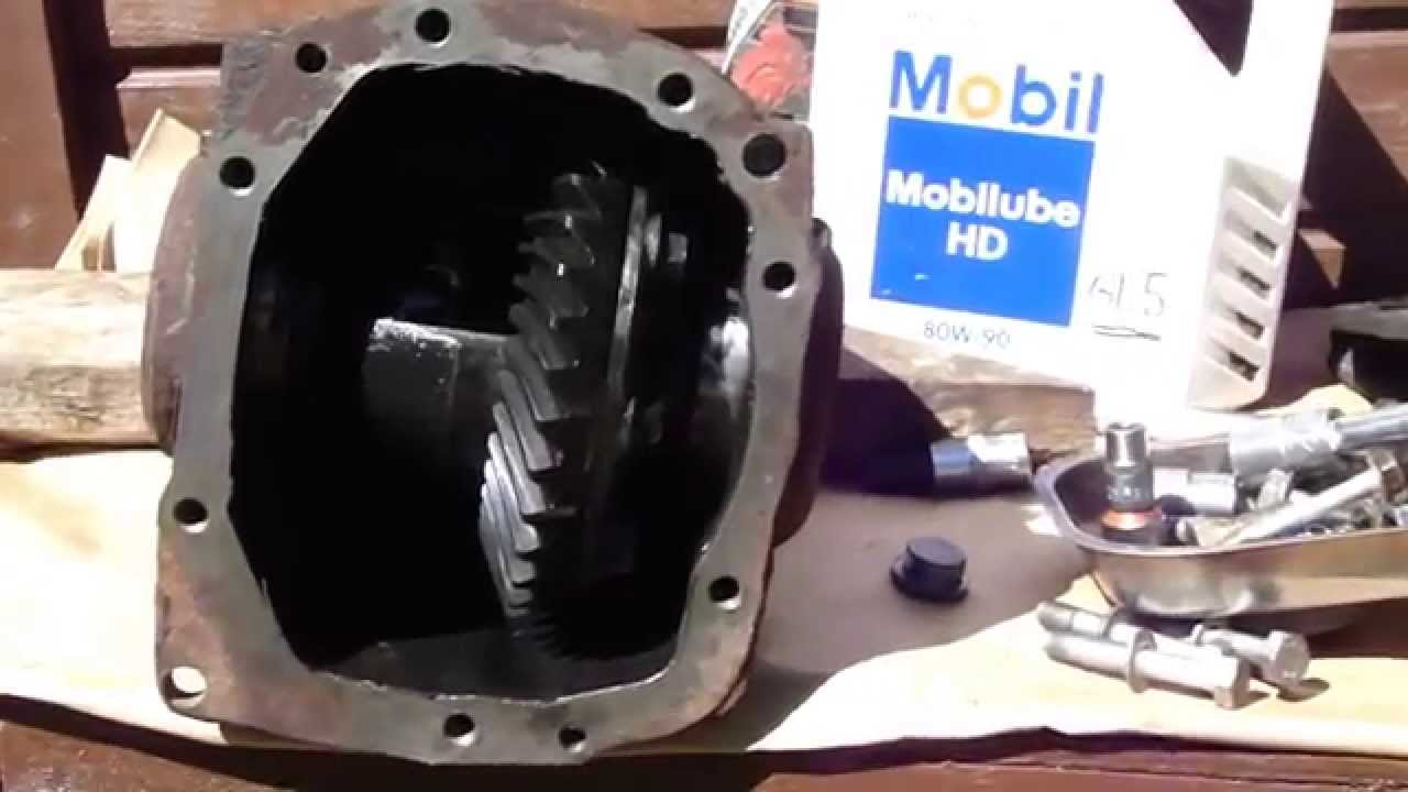 Bmw 1 Series Rear Gear Differential Oil Add Info And Inside Look Youtube