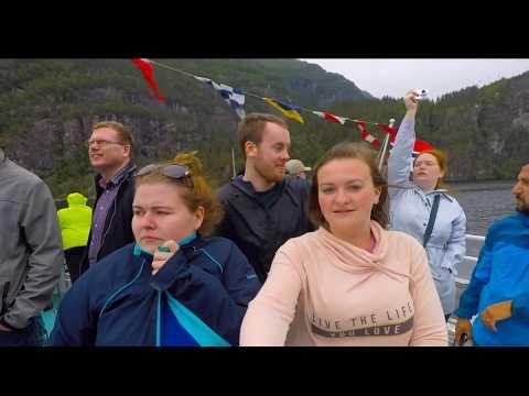 GoPro: Interrail 2017 | Scandinavia