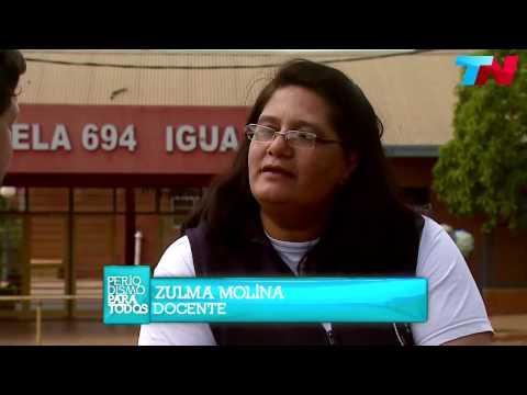 Periodismo Para Todos - Comedores Escolares - Iguazú