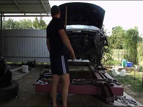 Chevrolet Lacetti 5D.Body repair.Кузовной ремонт.