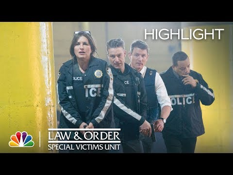 Law & Order: SVU - A Fight To The Death (Episode Highlight)