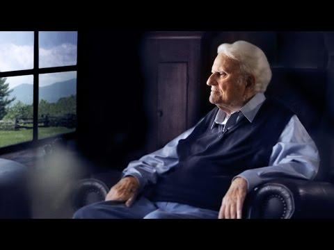 """""""A Cruz"""" Última mensagem de Billy Graham na TV"""