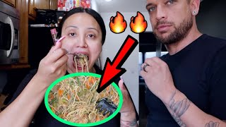 HOMEMADE FILIPINO PANCIT!! **the best ever**