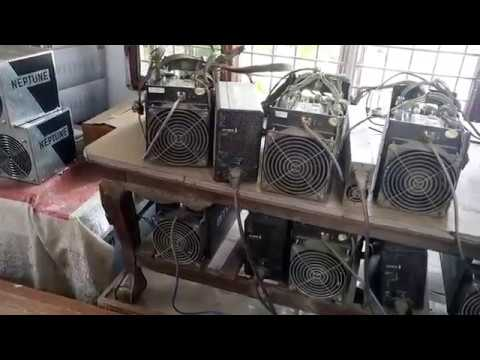 how much make bitcoin mining