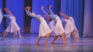Танцевальная постановка Ветер перемен. Фестиваль-конкурс Синяя Роза