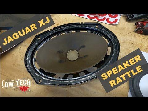 Jaguar XJ Speaker Repair