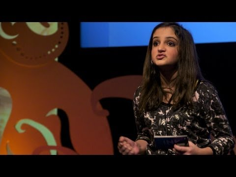 Aisha Chaudhary: Singing in the life boat