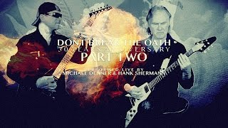 "MERCYFUL FATE Guitarists Plays ""Don"