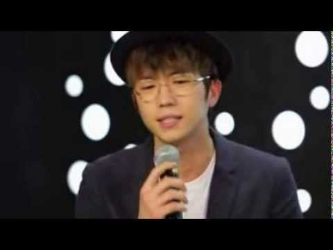 "Wooyoung and IU (Milky Couple) sing ""IF"" by JYP (Park Jinyoung)"