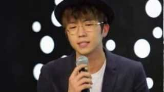 wooyoung and iu milky couple sing if by jyp park jinyoung
