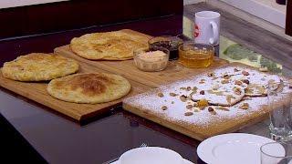 فطير مشلتت - فطير حادق بالسجق - فطير حلو بالقشطة و العسل | أميرة في المطبخ حلقة كاملة