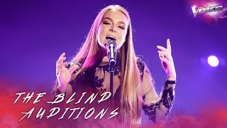Blind Audition: Sally Skelton sings Wolves | The Voice Australia 2018