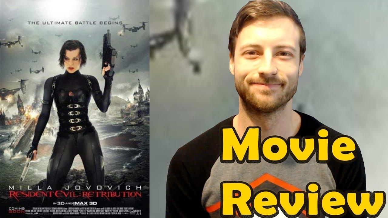 Resident Evil Retribution 2012 Movie Review Non Spoiler