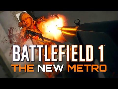 Battlefield 1: The New Operation Metro?