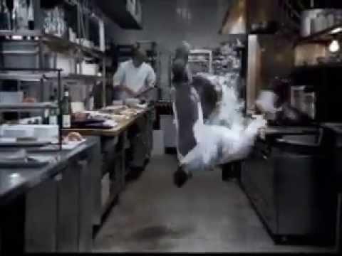 The Danger Of Slips In The Kitchen YouTube