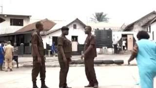 Ghana prison