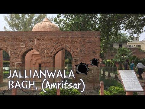 Jallianwala Bagh Visit & Full Tour | Amritsar Stories