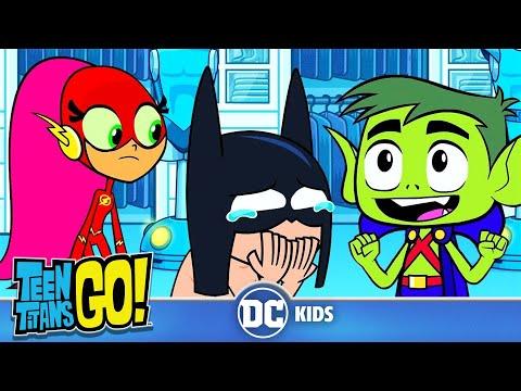 Teen Titans Go em Português  Liga da Justiça Adolescente em Ação  DC Kids