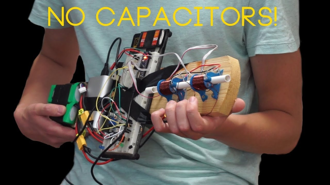 Coilgun Without Massive Capacitors: 7 Steps (with Pictures)