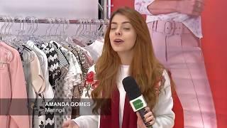 Alunos da Unicesumar ajudam na produção da Cristã Fashion Week
