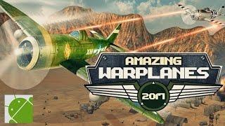 Amazing Warplanes 2017