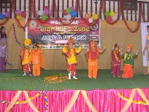 Star kids annual function 2012 clips youtube for Annual function decoration