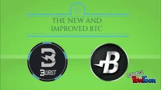 BurstCoin v Bitcoin