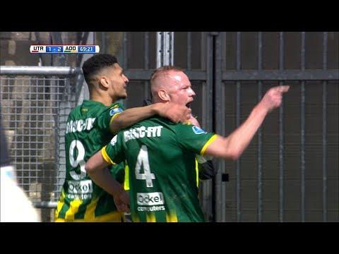 Samenvatting FC Utrecht - ADO Den Haag (08-04-2018)