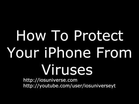 How To Protect iPhone or iPad From Viruses And Malware