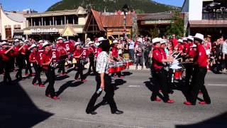 Canada Day Parade, 1st July 2