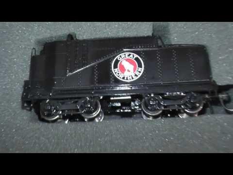 ebay unboxing ho brass trains haul big boy 4-8-8-4