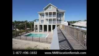 Beach House - North Myrtle Beach, SC - Tilghman Beach - Oceanfront Home - 7BR - Pool