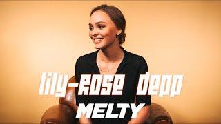 """Lily-Rose Depp - Etre """"une fille de"""", ça se gère comment ?"""