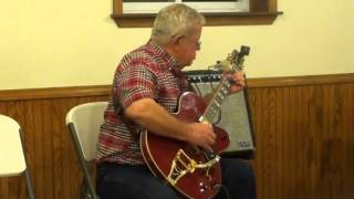 Freddie J. Russell and Paul Moseley Playing Guitar Rag