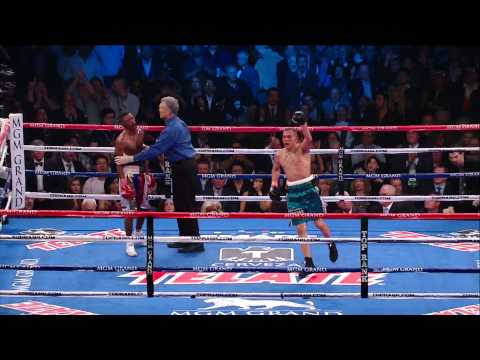 Alvarado vs Prescott - Fight of the Year Candiate