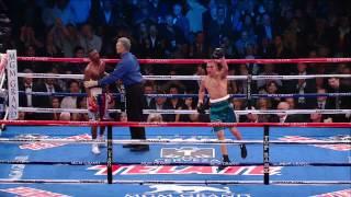 Alvarado vs Prescott - Fight of the Year Candiate