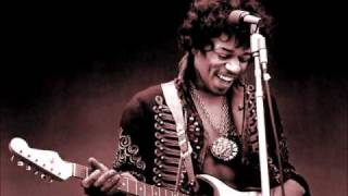 Jimi Hendrix - Voodoo Child Guitar Backing Track