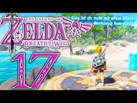 GESTRANDET AUF JOTWERDE! Zelda Breath of The Wild Master Mode Part 17 [Deutsch/Switch]
