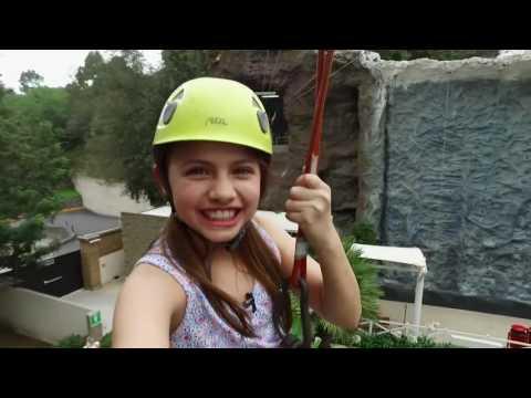 Cápsula Granja las Americas - Parque de diversiones DF