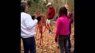 Conf Retreat low ropes 1