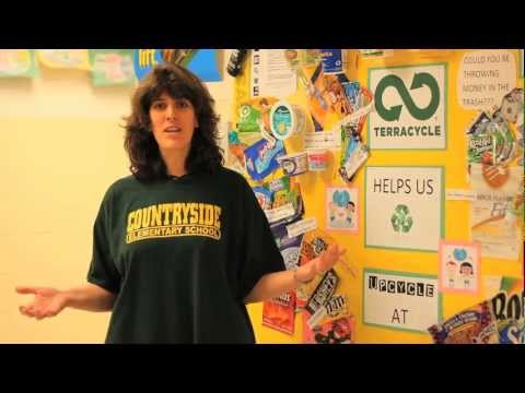TerraCycle Location Spotlight: Countryside Elementary School