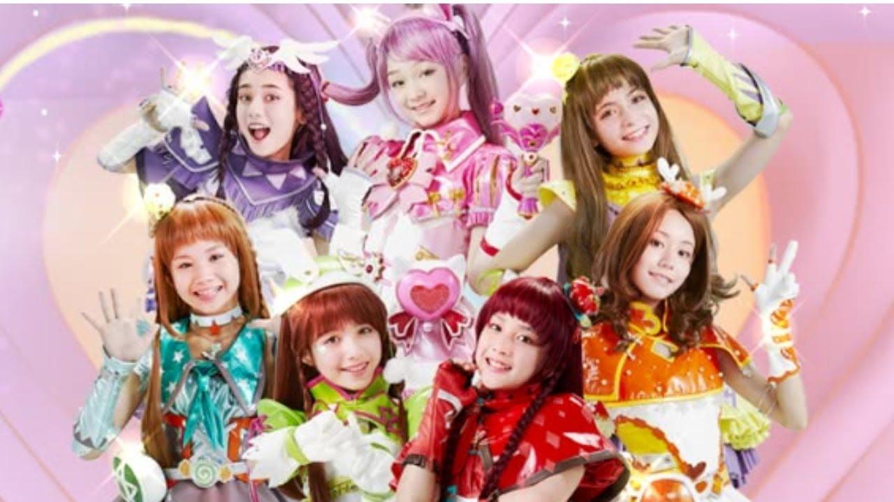 Download Dancing Baby Shining Return All Warrior Transformations - (The Return of Dancing Godess - 舞法天女 絢彩歸)