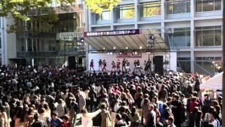 三田祭2011 慶應大学モーニング娘。研究会 三田爆音2011(2011/11/23) ...