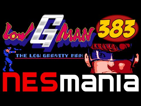 383/713 Low G Man: The Low Gravity Man - NESMania