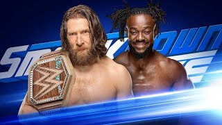 WWE Smackdown Live 5th March 2019 Highlights : PREVIEW