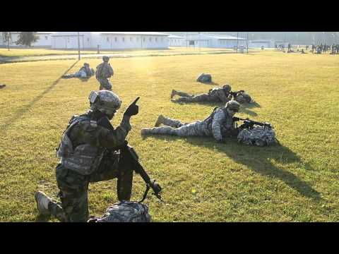 First Ghana servicemembers graduate U.S. Army Europe's NCO Academy