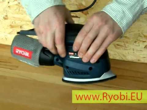 Ryobi Ecs 1214 N Dreieckschleifer Youtube
