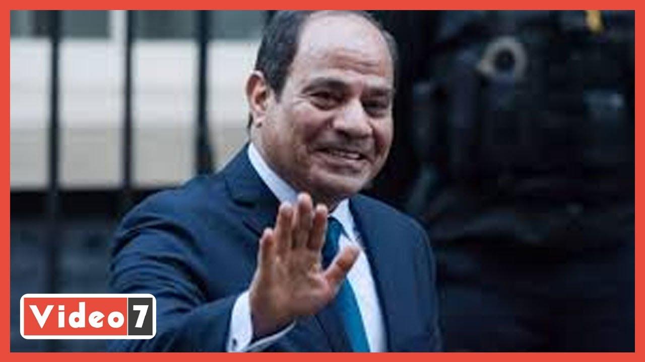 هدايا الري?يس للمصريين  زيادة مرتبات العاملين بالدولة ورفع الحد الا?دنى للا?جور لـ2400 جنيه