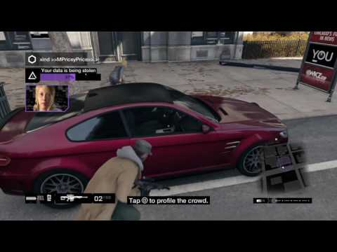 Iconboy1 Duel And Other Wd Material (Watch Dogs)